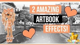 getlinkyoutube.com-MSP- 2 AMAZING Artbook Effects ♡