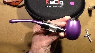 getlinkyoutube.com-A look at a K1000 style e-pipe.  Very simple and modular.