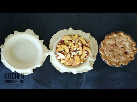 Essential Tips for Baking a Double-Crust Fruit Pie - Kitchen Conundrums with Thomas Joseph