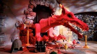 getlinkyoutube.com-The Dragon (Front & Back Seat HD POV) - Legoland California