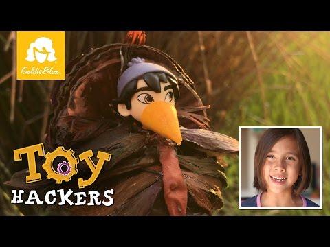 Ep 10: Toy Hackers, Turkey Caller (JillianTubeHD & GoldieBlox)