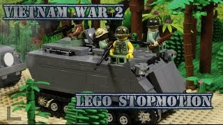 getlinkyoutube.com-LEGO Vietnam war part 2! / Лего мультфильм Вьетнамская война, 2 часть