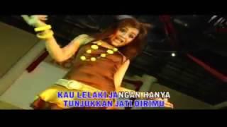 HOUSE FOUR LADIES SEXY * SINGLE * DINA RATIH [OFFICIAL VIDEO] KARAOKE