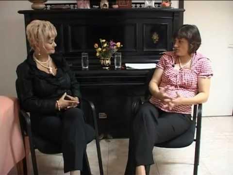 Viata in Armonie cu NICULINA GHEORGHITA.PSIHO-TERAPEUT LA 1 TV NEAMT partea 2 (3 iulie 2010)