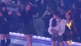 BLACKPINK × REDVELVET × SONG MINO @SBS GAYO DAEJUN 2017