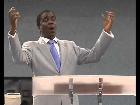 Bishop David Abioye: My Case Is Different (2Of3)