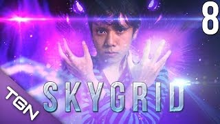 MINECRAFT SKYGRID #8 - THE END (1/2) | ฝ่าแดนวิกฤตเหิรเวหา