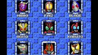 "getlinkyoutube.com-Let's Play Kamen Rider Decade Part 1 ""Den-O"""