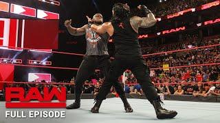WWE Raw Full Episode, 9 July 2018