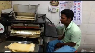 DosaMatic dosa maker video shot at client location width=