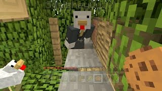 getlinkyoutube.com-Minecraft Xbox - Sky Den - Miracle Duck (48)