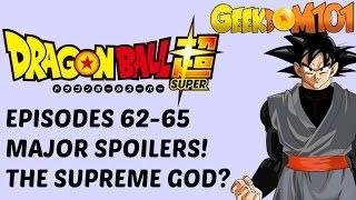 getlinkyoutube.com-A SUPREME GOD!? Dragon Ball Super MAJOR SPOILERS! Episodes 62-65