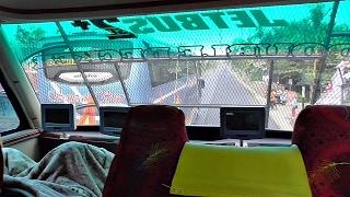 getlinkyoutube.com-Scania K410ib VS Mercy OC500RF 2542 Sempati Star | Sprint Lintas Sumatra