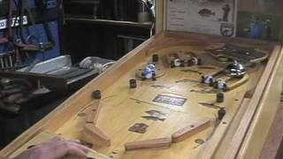 getlinkyoutube.com-Homemade Tabletop Pinball