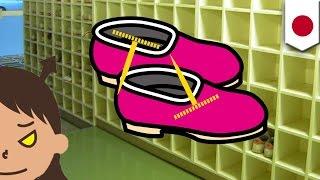 getlinkyoutube.com-給食に髪、靴に画びょう…2組で女児いじめ競う