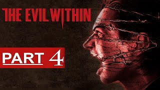 getlinkyoutube.com-The Evil Within Walkthrough Part 4 [1080p HD] The Evil Within Gameplay - No Commentary