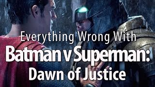 getlinkyoutube.com-Everything Wrong With Batman v Superman: Dawn of Justice