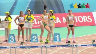 getlinkyoutube.com-Michelle Jenneke's Magic Moves - 28th Summer Universiade Gwangju (KOR)