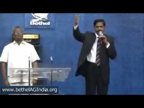 Heavenly Mysteries - English / Malayalam Christian Sermon by Rev Dr Jawahar Samuel part 1