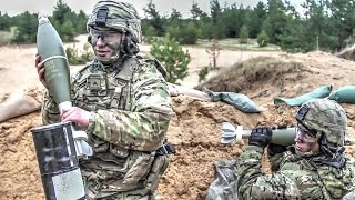 getlinkyoutube.com-Army Troops Fire Anti-tank Missile and Mortars