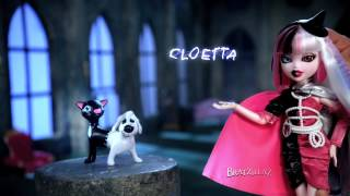getlinkyoutube.com-Bratzillaz Dolls Commercial