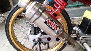 getlinkyoutube.com-Yamaha jupiter usr 200cc reborn