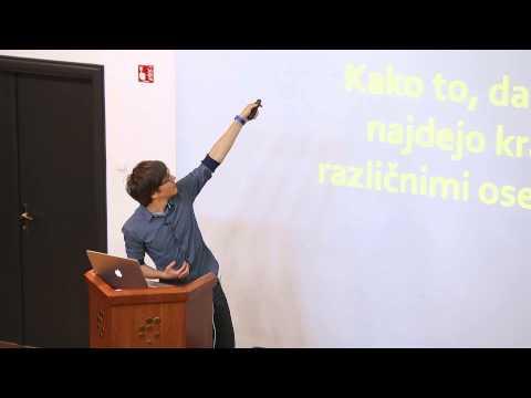 prof. dr. Jure Leskovec,   Računalniška analiza velikih socialnih omrežij