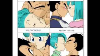 getlinkyoutube.com-Bulma y Vegeta & Milk y Goku