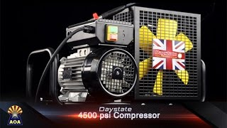getlinkyoutube.com-Daystate 4500 psi Air Compressor