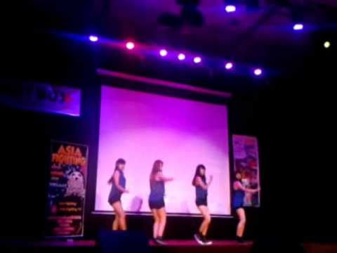 K-Style Cover Miss A (BgGg + I don't need a man)