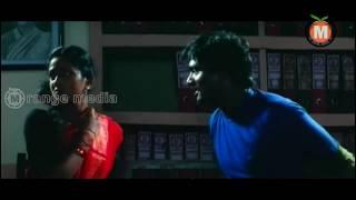 getlinkyoutube.com-Police Station Rape Scene - Navvuthu Bathakalira Movie
