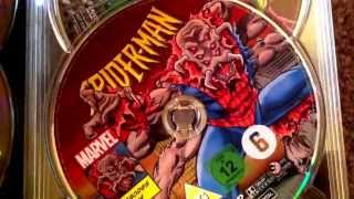 getlinkyoutube.com-Spider-man The Complete Animated Series (1994) DVD Unboxing