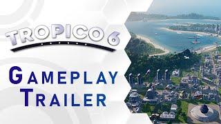 Tropico 6 - Játékmenet Trailer