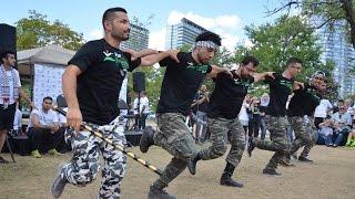DABKE @ Run For Palestine 2016 - Toronto