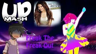 getlinkyoutube.com-Just Dance  Freak The Freak out Fanmade mashup