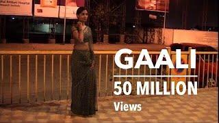 Gaali Girl 1.0 | Hindi Short Film | Every Man Must Watch | Usha Jadhav | Hangover width=