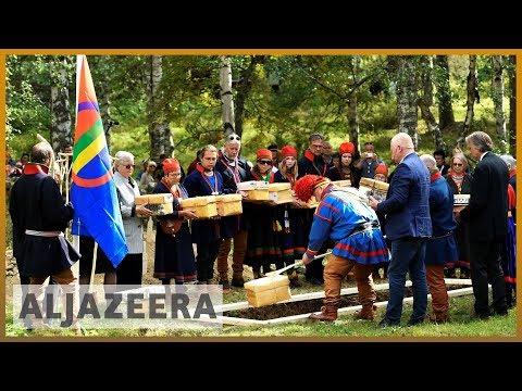 AlJazeera English:Sweden's indigenous Sami people threatened by climate change