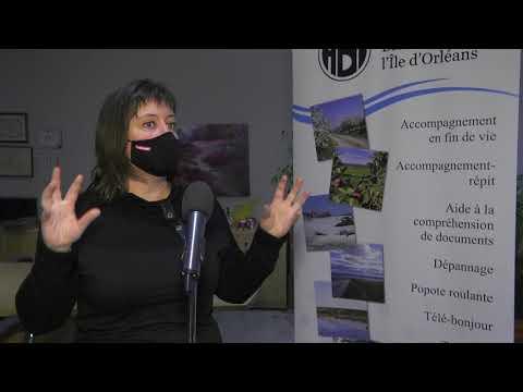 Une occasion de se réinventer en 2020 pour l'Association bénévole de l'Île d'Orléans