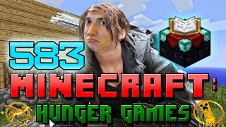 getlinkyoutube.com-Minecraft: Hunger Games w/Mitch! Game 583 - EPIC ENCHANTS