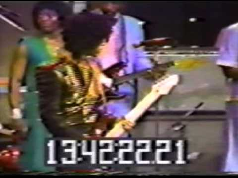 MUSIC VIDEO   Prince & Michael Jackson & James Brown Live On Stage