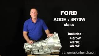 getlinkyoutube.com-AODE / 4R70W rebuild class introduction