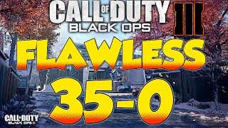 "getlinkyoutube.com-Black Ops 3:  ""Flawless Gameplay"" 35-0 'G.I UNIT  KILLSTREAK"