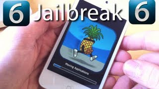 getlinkyoutube.com-Jailbreak iOS 6.0 version finale (A4 - iPhone 3GS/4 & iPod touch 4G)