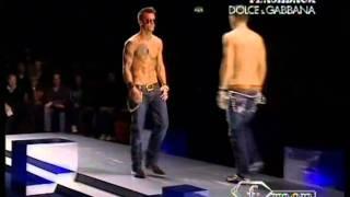 getlinkyoutube.com-DOLCE & GABBANA Men Jeans  2005