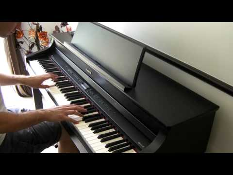 Game Of Thrones - Main Title on Piano