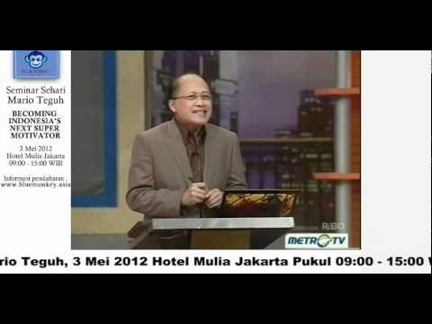 (1/5) Super Bete !! - Mario Teguh Golden Ways