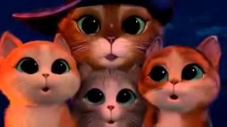 getlinkyoutube.com-Gato de Botas Os Tres Diablos - Dublado - Completo