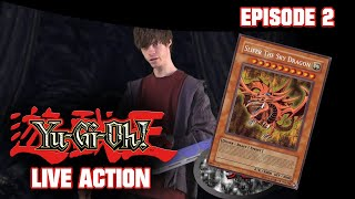 getlinkyoutube.com-Revelations of the Seal of Orichalcos - Episode 2 (Yu-Gi-Oh! Live Action Series)