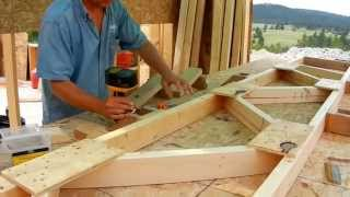 getlinkyoutube.com-Building Roof Trusses