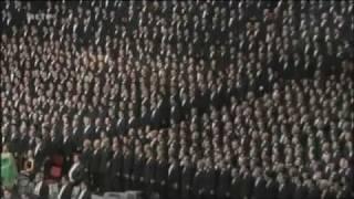 getlinkyoutube.com-Beethoven - Symphony No.9 (10000 Japanese) - Freude schöner Götterfunken